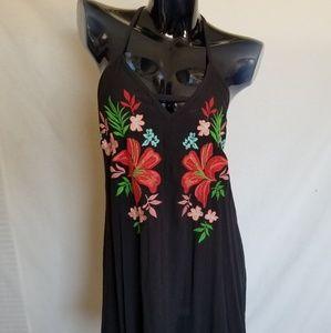 Floral print mini dress Xhilaration